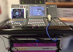 Yamaha CL1 with KLANG:vier