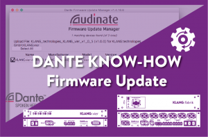 Dante Firmware Update Manager