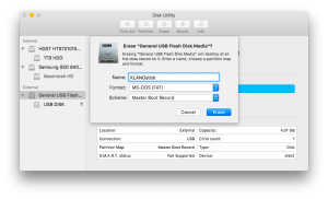 USB Recovery System | Back to Factory Defaults