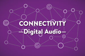 Connectivity - KLANG - digital audio
