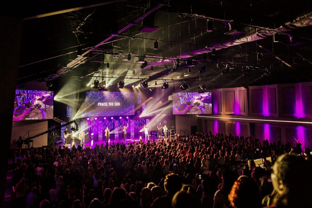 Flagship Broadcast Campus of Action Church